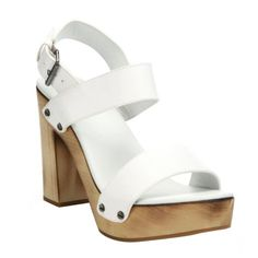 Vince Solange leather platform slingback sandals, $395  Buy it now