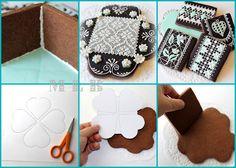 My little bakery :): Cookie box (Cassette)...
