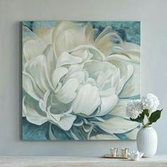 Art ideas Art ideas The post Art ideas appeared first on Diy Flowers. Oil Painting On Canvas, Painting & Drawing, Canvas Art, Painting Frames, Arte Floral, Flower Art, Flower Frame, Watercolor Paintings, Oil Paintings