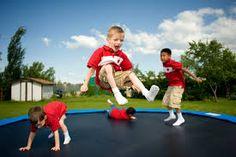 Image result for kids trampoline