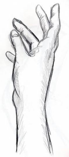 Resultado de imagen de how to draw hand reaching out