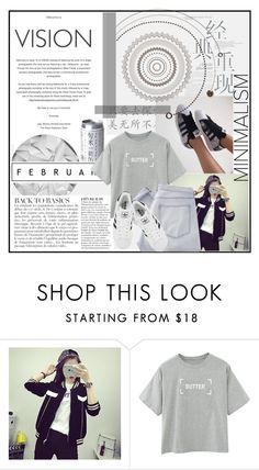 """New"" by nediam ❤ liked on Polyvore featuring moda, Cloud Nine, Anja, Shine, adidas, women's clothing, women, female, woman y misses"