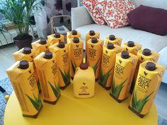 Elämän juoma 29.5.2018  Se on siinä. Jäähyväiset 40 v tonkalle <3 ja tervetuloa Tetra Pak. Litran tölkki sisältää 99,7 prosenttia rakastamaani aloe veraa. #elämänjuoma #elämänirakkaus #hyväelämä #terveelämä #terveellinenruoka #elämähymyilee #aloehelsinki #drinkaloeveragel #aaloe #aloevera #aitoaaloe #arabianranta #arabianalue