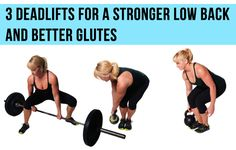 3 Deadlifts to Try