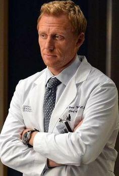 Dr. Owen Hunt, a.k.a. Kevin McKidd