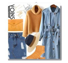"""""""Yoins"""" by jiabao-krohn ❤ liked on Polyvore featuring Monki, Maison Margiela, Yves Saint Laurent, Lanvin and yoins"""