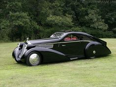 Spot the 1938 Phantom Corsair n' raise the 1935 RR Jonckeere Phantom 1 - Imgur