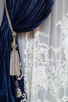 Trendy Bedroom Curtains With Blinds Blue Ideas Bedroom Curtains With Blinds, Living Room Decor Curtains, Luxury Curtains, Modern Curtains, Colorful Curtains, Window Curtains, Curtain Styles, Curtain Designs, Window Coverings