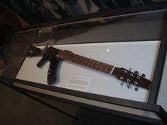 AK 47 Guitar - RA TA TA TAT Play your tune
