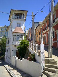✿⊱╮Cerro Alegre,Valparaiso, Chile