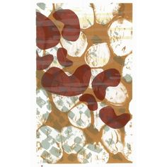 Cellular  Original Silkscreen by laurenmoyer on Etsy, $25.00 #screenprint #abstract