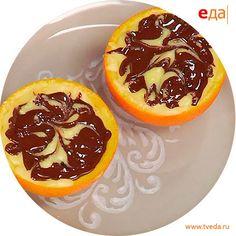 Десерт «Заводной апельсин»