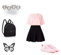 """School"" by elena-maharea on Polyvore featuring Puma, Tod's, Miss Selfridge and daily"