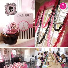 So cute... Tita Lou, how about a paris themed birthday party? ^_^,  Go To www.likegossip.com to get more Gossip News!