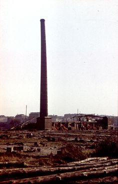 Lublin, Cegielnia ul. Drobna 1979 rok. Fot. Stanisław Lipski.