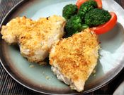 This Air Fried Panko Chicken recipe turns out so juicy and flavorful! This is an enjoyable dinner recipe for the whole family. Convection Oven Recipes, Nuwave Oven Recipes, Actifry Recipes, Cooking Recipes, Convection Cooking, Oven Cooking, Ww Recipes, Steak Recipes, Light Recipes