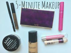 5-Minute Makeup Tutorial + Tips - thatswhatsup