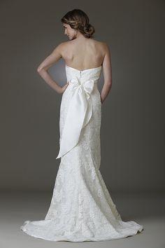 Kennedy Back View-  Amy Kuschel Bride