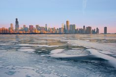 Because no matter how cold it gets, Chicago still shines. | 51 Reasons Living In Chicago Ruins You For Life