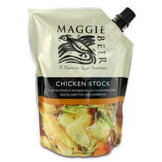 Nice chicken stock packaging PD