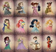 Disney Kids, so so cute!