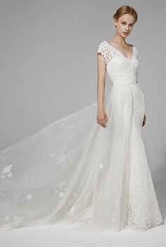 Peter Langner Wedding Dress Collection 2016 - MODwedding