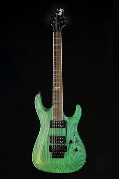 Bo~El  MC-6 The Snake  10th-anniversary limited edition of the Marcel Coenen signature guitar by the Dutch luthier Huub Boel. If could play well enough to do this instrument justice, I would get one tomorrow.