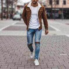 eb7c34eaee7 mens fashion style  Menfashioncasual Black Men Casual Fashion