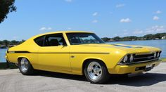 1969 Chevrolet Chevelle 383/500 HP, 4-Wheel Disc Brakes presented as lot T309 at Kissimmee, FL 2016 - image1