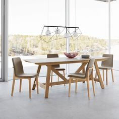 Table extensible buondi, design e. gallina , dessus bois Am.Pm | La Redoute
