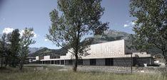Espacio Cultural y Club Juvenil en Passy / Beckmann-N'thepe Architectes