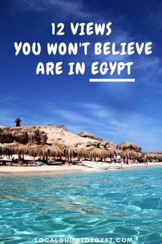 12 Places To Go For The Most Beautiful Views in Egypt Egypt Travel, Africa Travel, Spain Travel, Egypt Tourism, Places To Travel, Travel Destinations, Places To Visit, Places In Egypt, Alexandria Egypt
