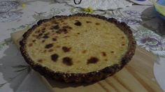 Tarte de Bry (receita medieval de cheesecake!) https://www.facebook.com/acozinhavintage/?ref=hl