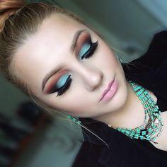 """Credit @makeupbyemma YAY or NAY???? - Please Follow my favorite accounts @amazing_pretty @amazing_pretty  @myfashiongenie …"""