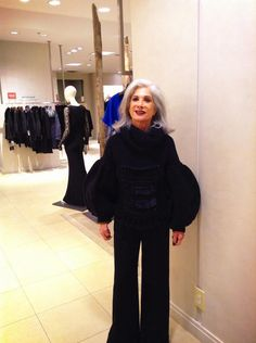 FASHION OVER FIFTY | STREEY STYLE