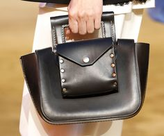 Céline Keeps Things (Mostly) Weird for Its Spring 2016 Runway Bags