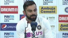 डिजिटल डेस्क, अहमदाबाद। मोटेरा के नरेंद्र मोदी स्टेडियम में दो दिनों में मैच खत्म होने से पिच को लेकर मचे बवाल पर भारतीय कप्तान विराट कोहली का बयान सामने आया है। विराट कोहली ने कहा, स्पिनिंग ट्रैक अकसर टॉकिंग पॉइंट बन जाता है, लेकिन सीमिंग ट्रैक पर जब मैच तीन दिनों में खत्म हो जाता है तो कोई बात नहीं करता। बता दें कि भारत ने मोटेरा के नरेंद्र मोदी स्टेडियम में तीसरे टेस्ट में दो दिनों के भीतर इंग्लैंड को दस विकेट से हराने में कामयाबी हासिल की थी। इस मैच में भारतीय स्पिनरों का जलवा देखने को… Virat Kohli, Sports News, Baseball Cards