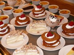 Dessert at Slopeside   www.7springs.com