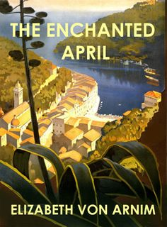 The Enchanted April, our Book Club selection for November 8