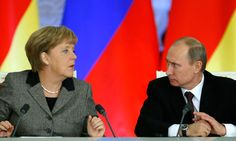 Vladimir Putin reacts angrily to Angela Merkel's Pussy Riot comments | World news | guardian.co.uk