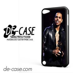 Chris Brown Winning Grammy For Ipod 5 Ipod Touch 5 Case Phone Case Gift Present YO