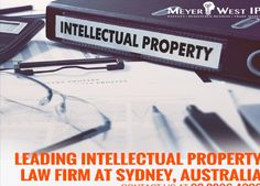 patent attorney Sydney - MeyerWestIP is a leading Intellectual property law firm at Sydney, Australia, has an extensive experience in all aspects of intellectual property law on domestic and international front. http://meyerwestip.com.au/