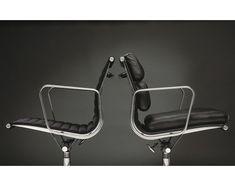 Eames Soft Pad Group Management Chair グライズ(イームズソフトパッドグループ マネージメントチェア グライズ)【Herman Miller / ハーマンミラー】の情報はリクルートが運営する家具サイト【タブルーム】でチェック!