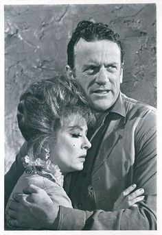 MATT and KITTY (Gunsmoke)