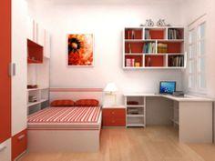 Thiết kế thi công nội thất nhà chung cư nhỏ