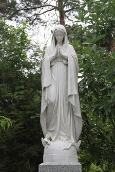 As I kneel before you.  As I bow my head in prayer.  Take this day, make it yours and fill me with your love.  Ave Maria.  Gratia plena.  Dominus tecum, Benedicta tu.  All I have I give you.  Every dream and wish are yours.  Mother of Christ, Mother of mine, present them to my Lord.