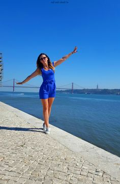 Belem, Cascais & Cabo da Roca – Out and about Shoulder Dress, One Shoulder, Belem, Cabo, My Outfit, Running, Outfits, Dresses, Fashion