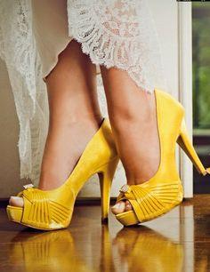 7 cores de sapatos de noivas para fugir do tradicional branco 2