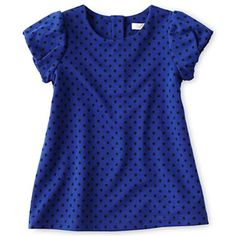 Joe Fresh Print Dress (Baby) | JCPenney