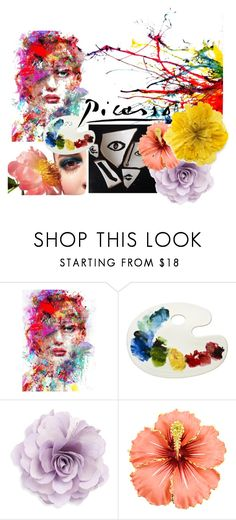 """picasso"" by deveneey-nnman on Polyvore featuring mode, Cara en Gucci"